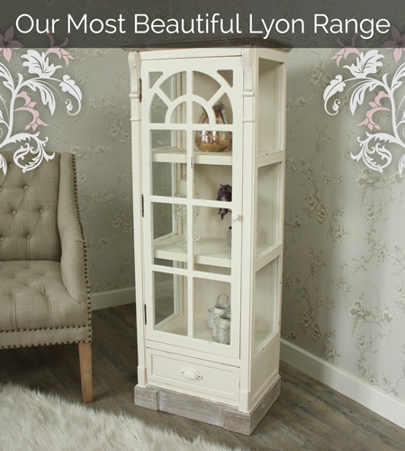 Our most beautiful Lyon Range