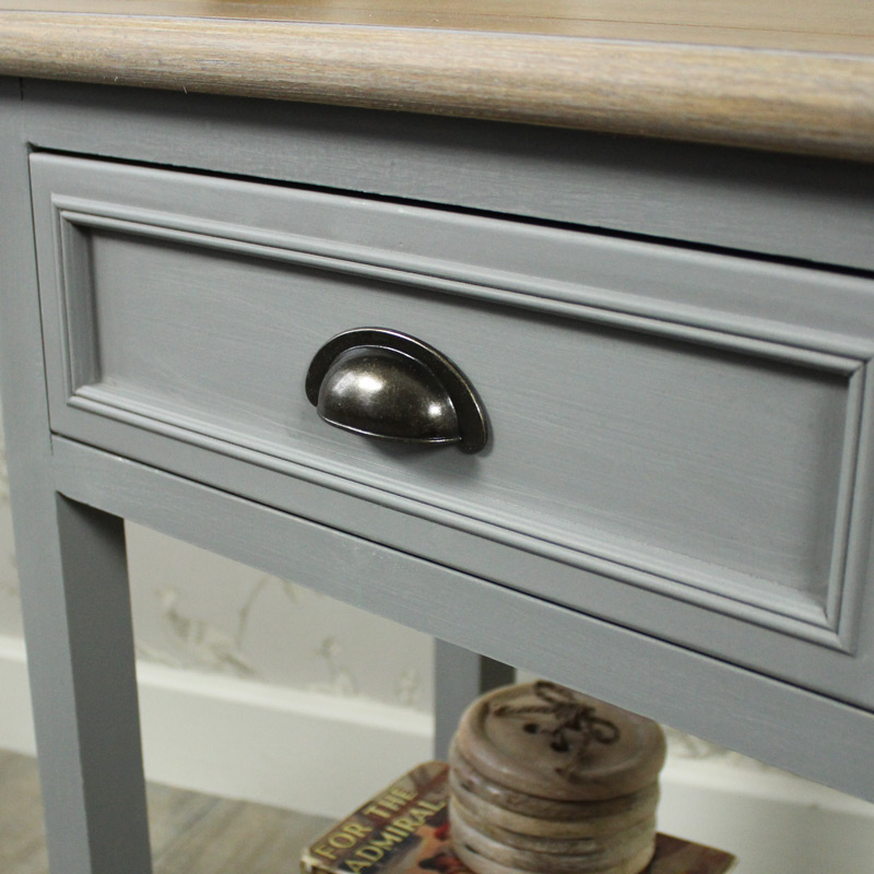 Admiral Range - One Drawer Bedside/Lamp Table