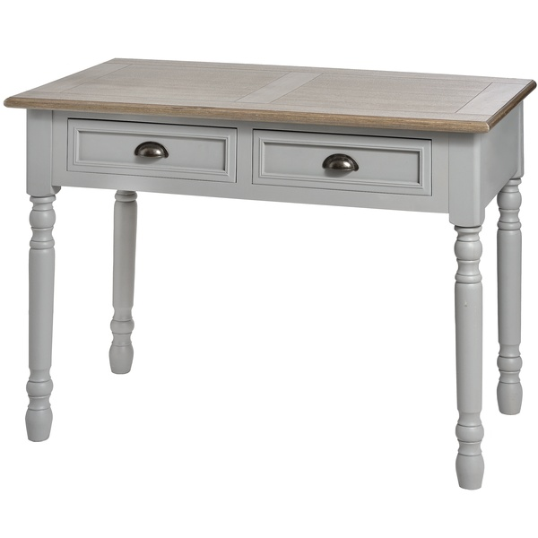Two Drawer Console/Dressing Table - Admiral Range