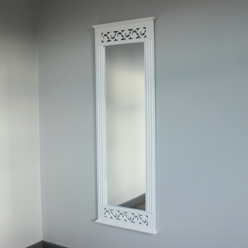 Blanche Range - Tall Wall Mirror