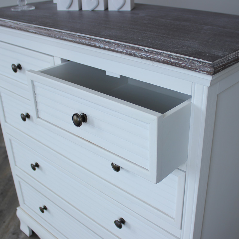 Brittany Range - Chest of Drawers