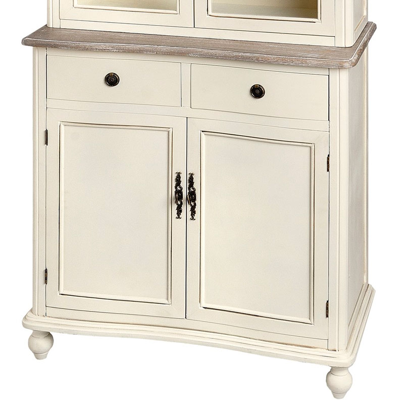 Kitchen Display Cabinet: Shabby Chic Furniture, French Style, Home Accessories