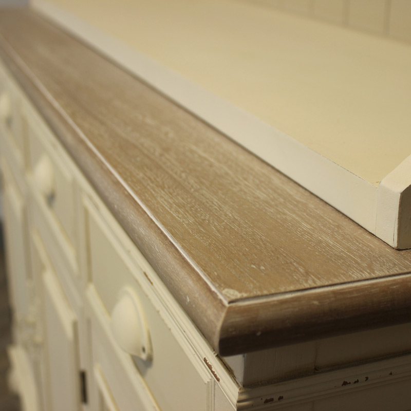 Country Ash Range - Cream Country Dresser
