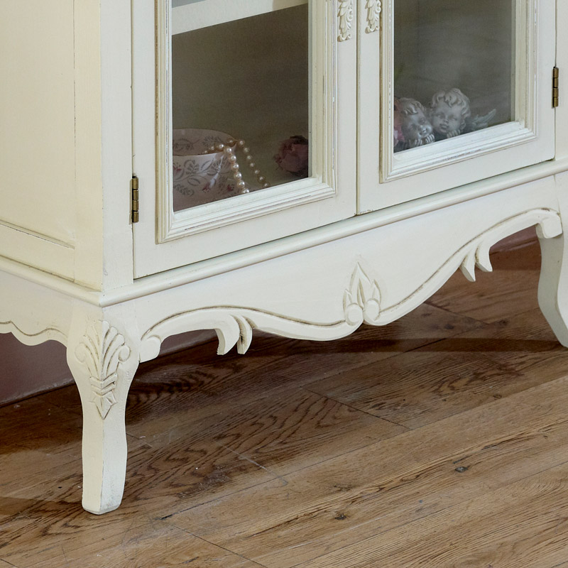 Country Ash Range - Cream Glazed Unit