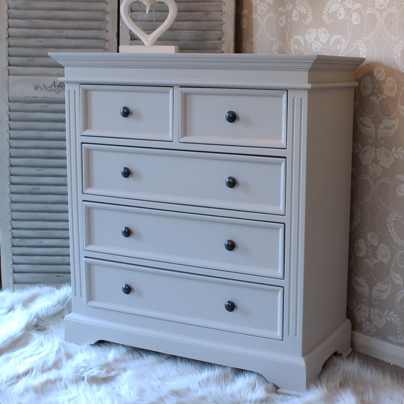 Daventry Range - 5 Drawer Chest of Drawers