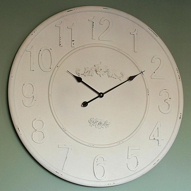 extra large white wall clock clocks india ebay amazon