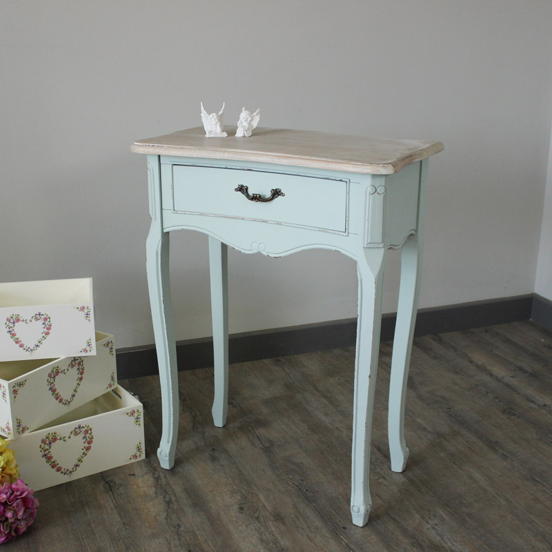 Genevieve Range - Small Curved Console Table