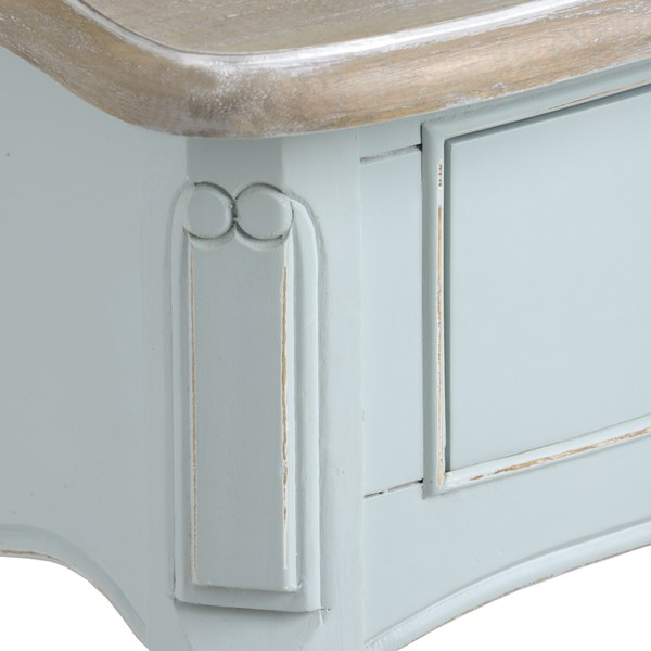 Genevieve 2 drawer dressing table