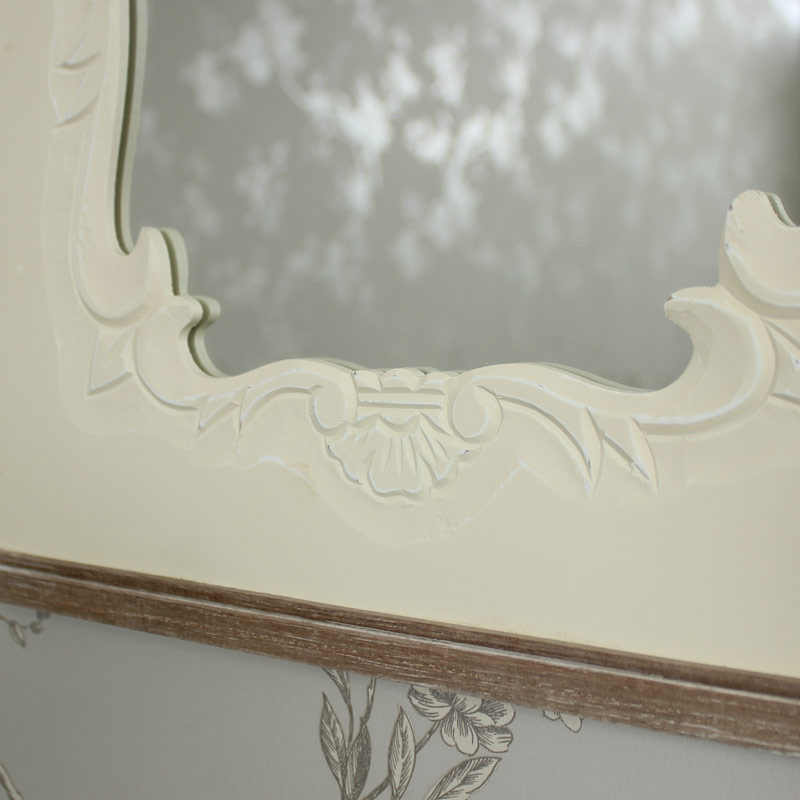 Georgette Range - Oblong Wall Mirror