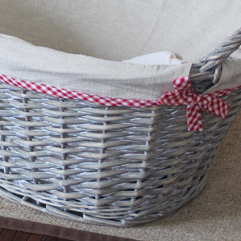 Grey Wicker Basket Uk : Shabby chic furniture french style home accessories