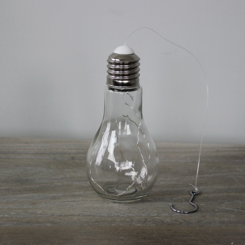 Hanging LED Bulb Light
