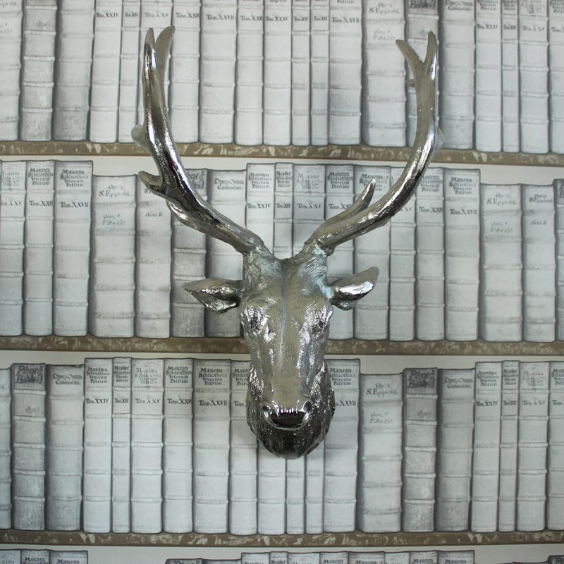 Large Wall Mounted Stag's Head