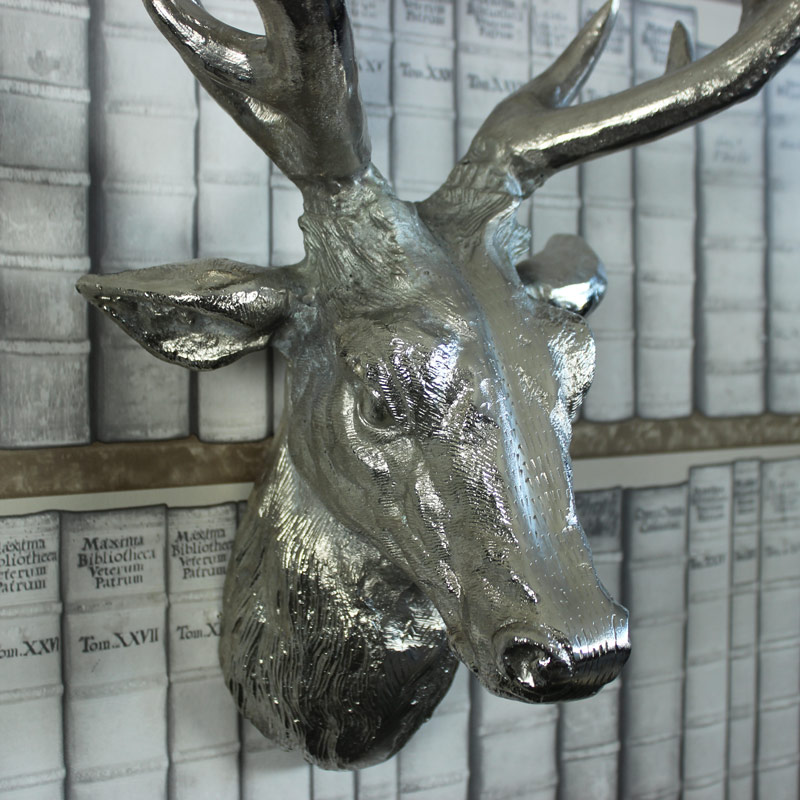 Large Stag Deer Head Wall Decoration Melody Maison