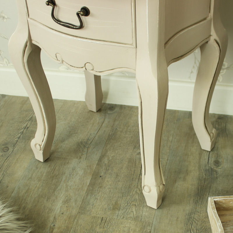 Louisiana Range- 2 Drawer Bedside