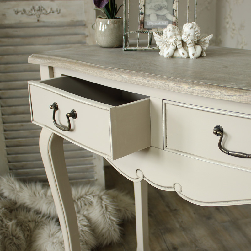 Louisiana Range - 2 Drawer Console/Dressing Table