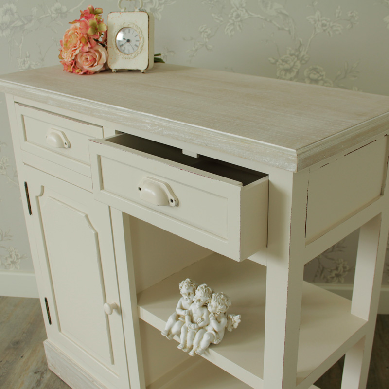 Lyon Range - Cream Kitchen Unit/Sideboard