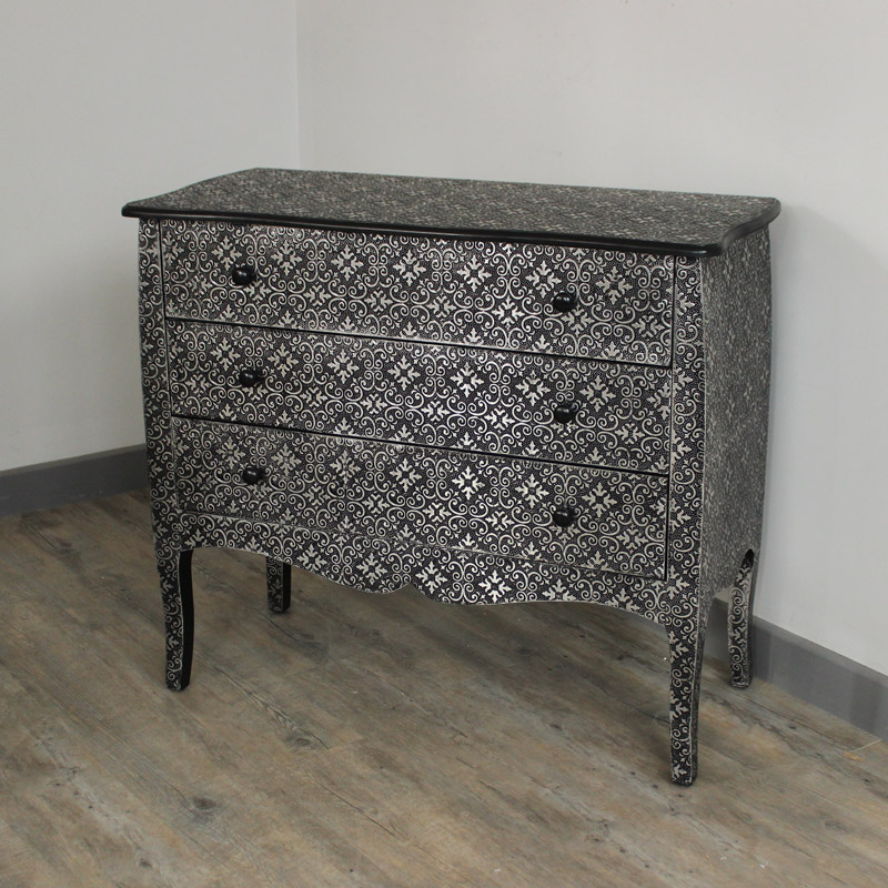 Marrakech 3 Drawer Chest
