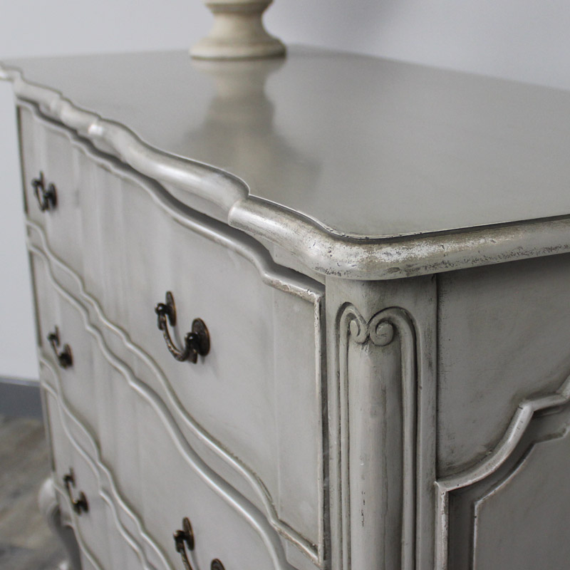 Paris Range - Ornate 3 Drawer Chest