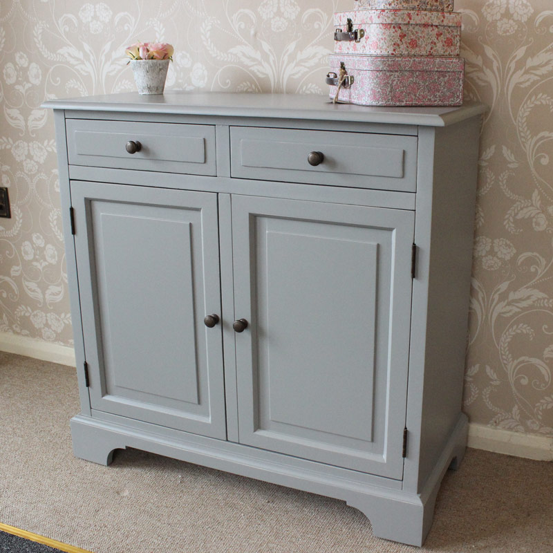 Salisbury Range - Grey Cupboard Unit