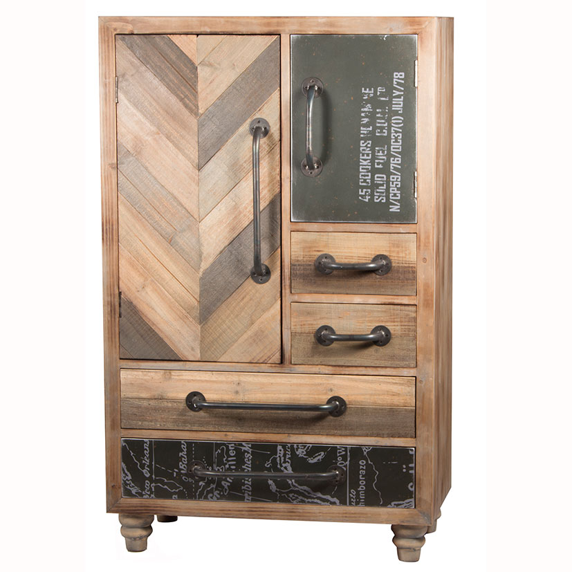 Southwold Range - 4 drawer 2 Door Unit