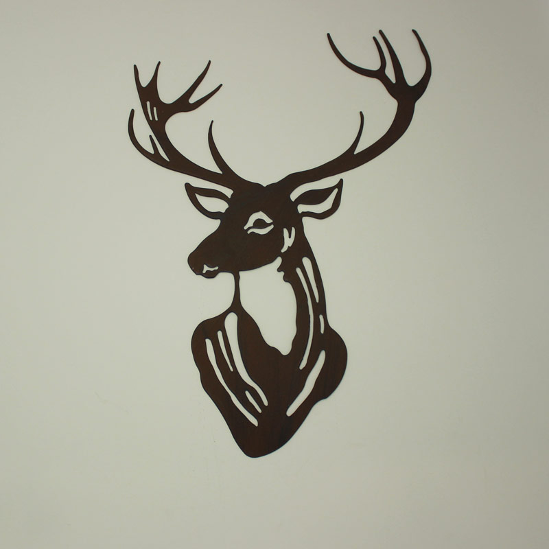 Stag 39 S Head Wall Art Melody Maison