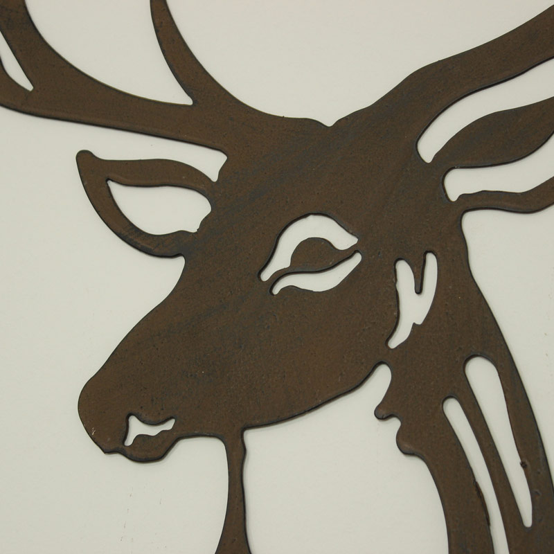 Stag's Head Wall Art