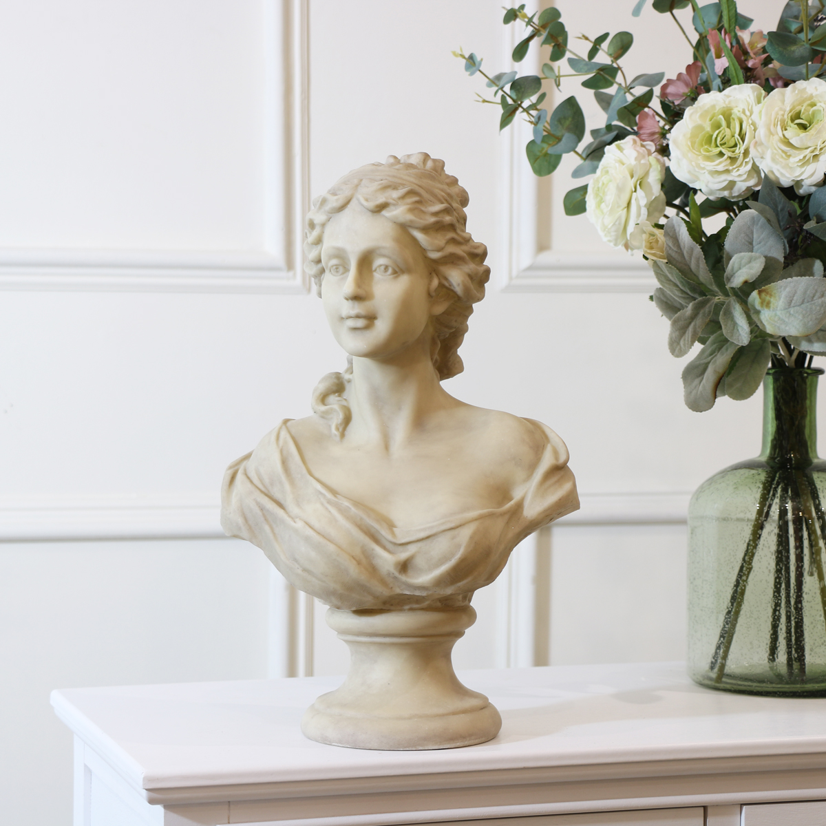 Venus Ornamental Stone Effect Bust