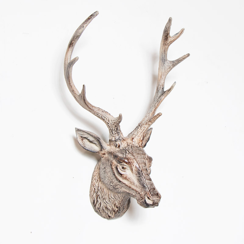 Wall Mounted Stag Head Melody Maison