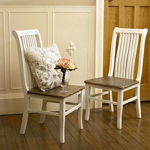 Chambre A Coucher Au Maroc : white wooden dining chairs shabby chic furniture french style home