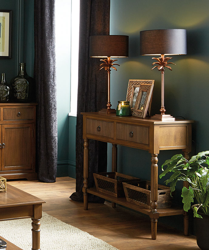 Chelmsford Range - 2 Drawer Console Table