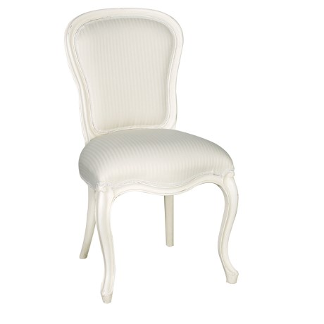 Louis XV Range - Ornate Padded Chair