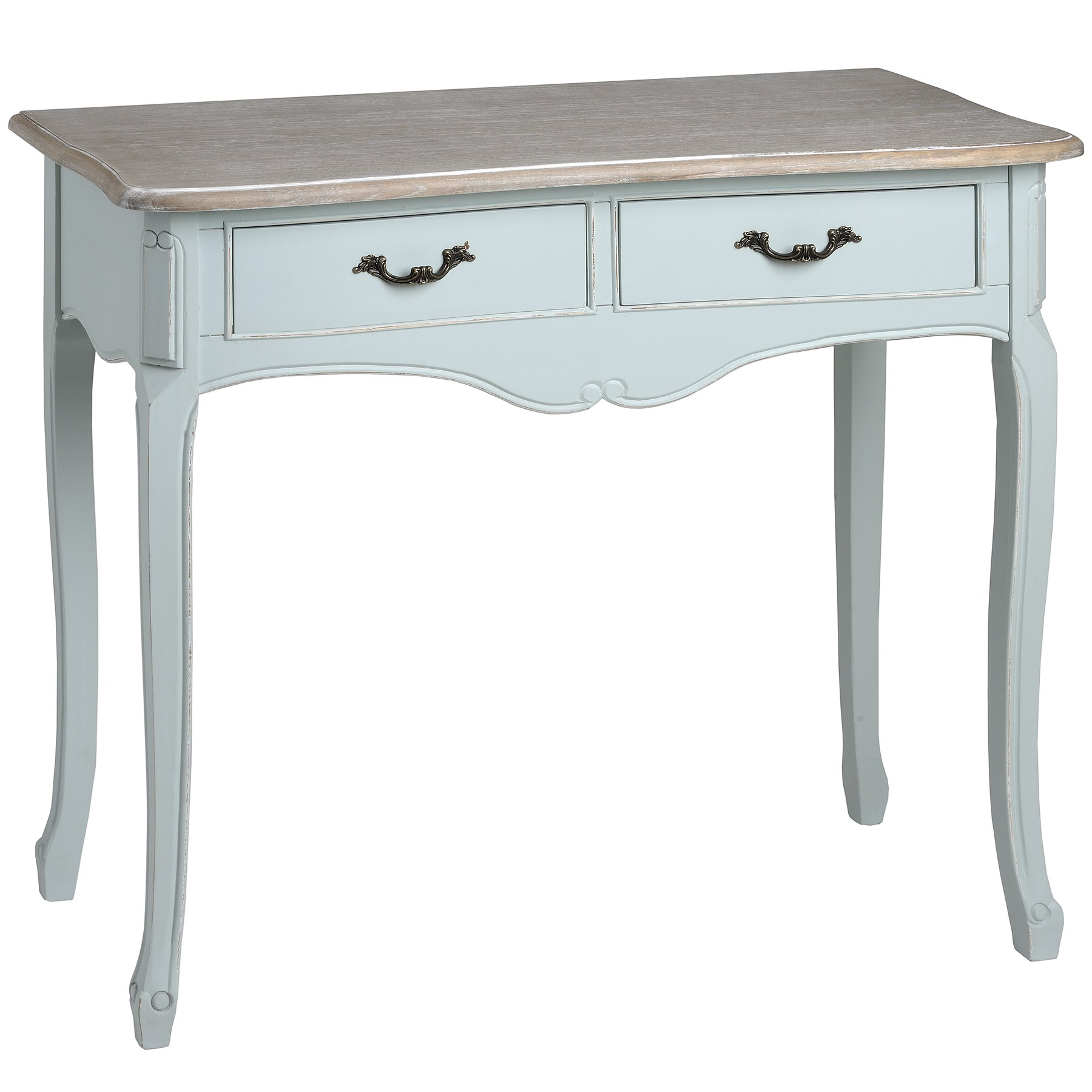 Genevieve Range - Two Drawer Dressing Table