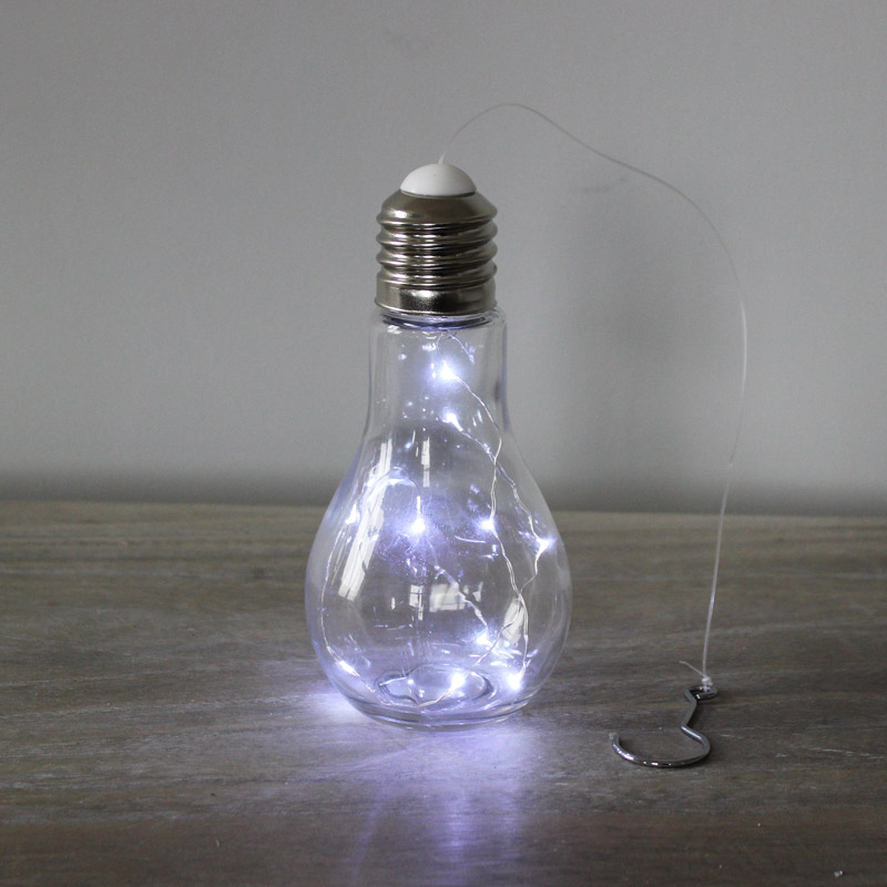 Bulb Shaped LED light