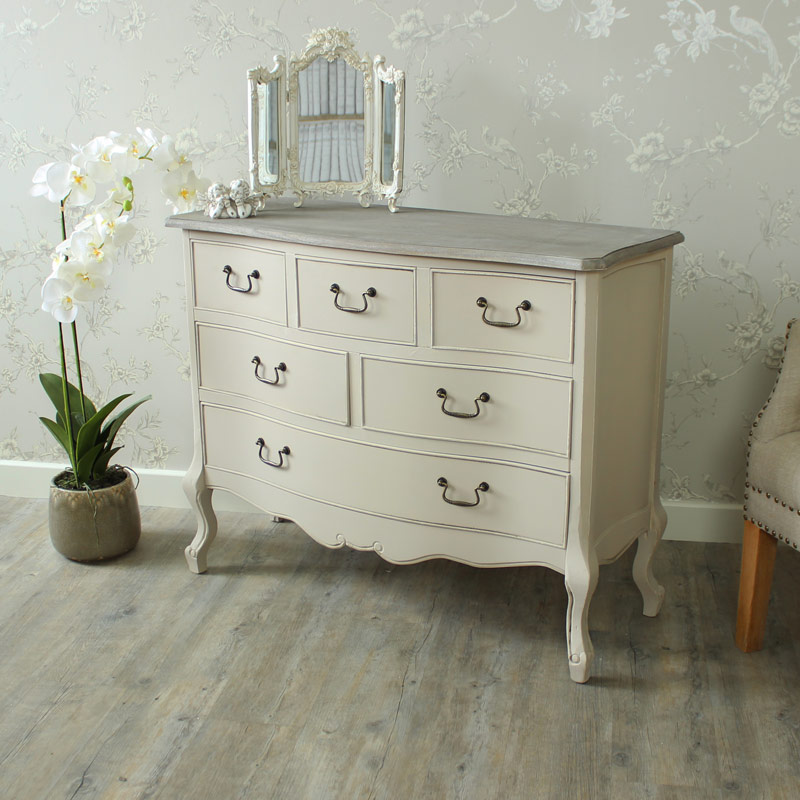 Louisiana Range - 6 Drawer Chest