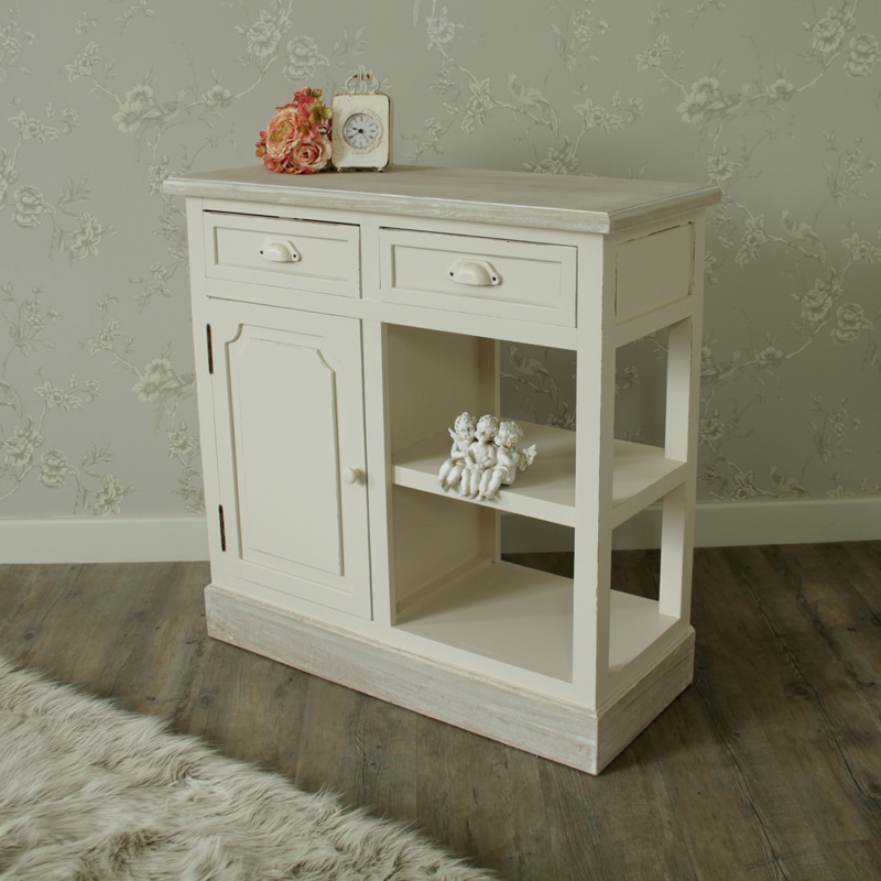Lyon Range - Cream Kitchen Unit / Sideboard