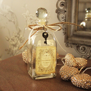 Antique Style French Perfume Bottle