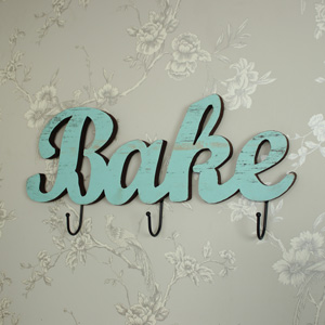 'Bake' Triple Wall Hook