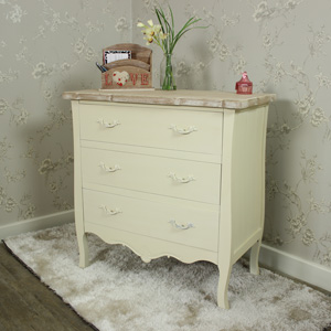 Belfort Range - 3 Drawer Chest of Drawers