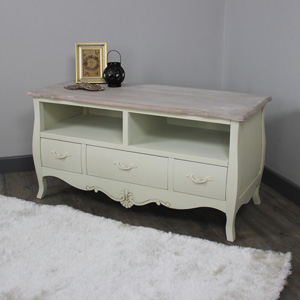 Belfort Range - Cream TV Cabinet