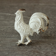 Cream Cockerel Door/Drawer Knob