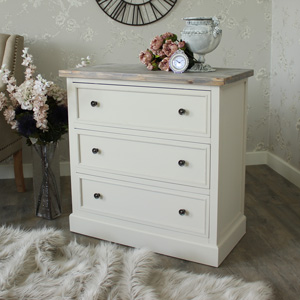 3 Drawer Chest - Cotswold Range