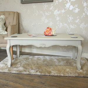 Elise Grey Range - Coffee Table