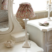 Floral Vintage Style Table Lamp