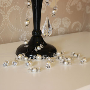 Gems And Pearl Garland