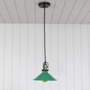 Green Loft Style Pendant Ceiling Light