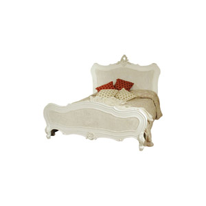 Kensington Range - Cream Wooden Painted Kingsize Bed
