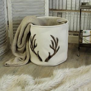 Large Antler Basket