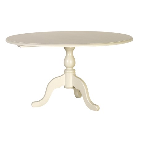 London Range - Cream Circular Dining Table