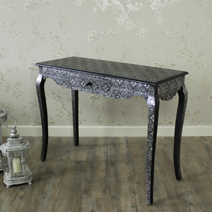 Marrakech Range - One Drawer Console Table
