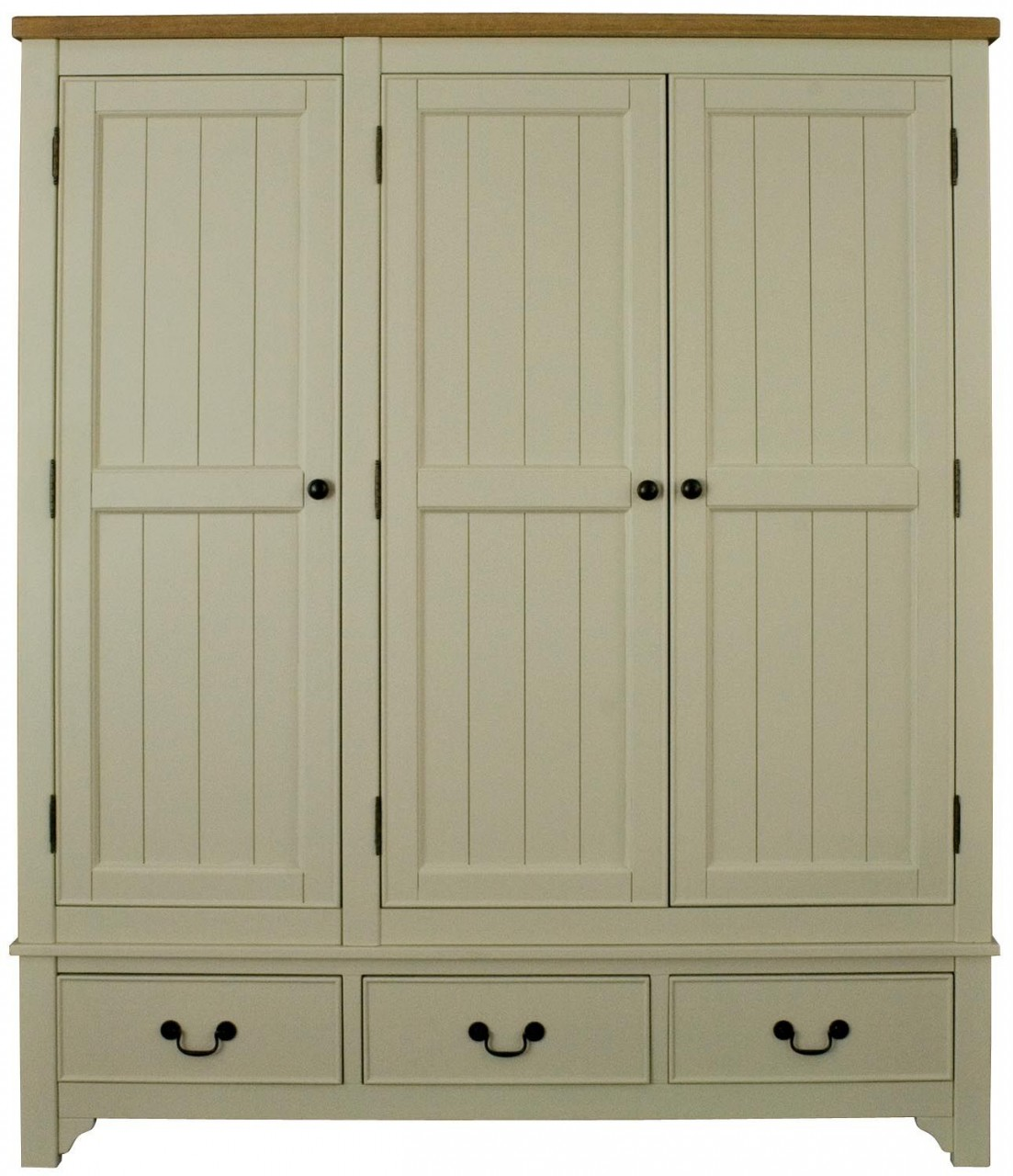 Spring Cottage Cream - Triple Wardrobe